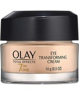Eye Cream by Olay Total Effects 7-in-one Anti-Aging Transforming Eye Cre... - $18.69