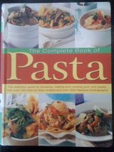 The Complete Book of Pasta [Paperback] Wright, Jeni, Editor - $38.20