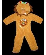 Baby Einstein Infant Plush Lion Halloween Costume 12-18 months EUC - $23.64