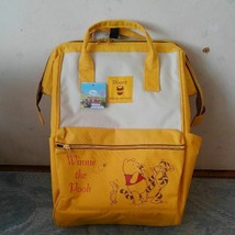 Disney Winnie The Pooh Anero's Style rucksack Backpack School Bag Pouch shoulder - $58.41