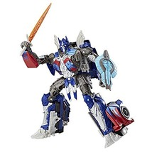 Transformers Last Knight King Series 5 Works Voyager Optimus Prime - $63.50