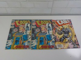 Group of Three Marvel Comics Cable Comic Books - $6.95