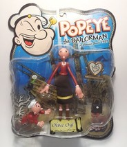 Popeye the Sailorman Olive Oyl Action Figure - $38.12