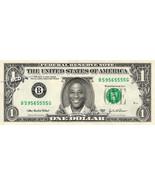 BYRON ALLEN on a REAL Dollar Bill Cash Money Memorabilia Collectible Celebrity - $8.88
