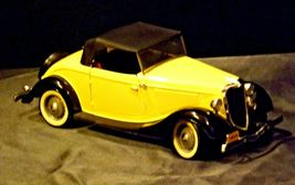 Die-cast Replica Ford V8 1954 Roadster  AA19-1518 Vintage image 7