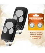 2 For Wayne Dalton Garage Door Visor Remote 372310 3973C 372MHz 3 Button... - $19.55