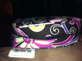 Vera Bradley Sunglass Case in Purple Punch - $21.99