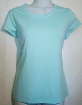 Apostrophe ~ Women's Short Sleeve Crew Neck Shirt ~ Size Medium Petite ~... - $3.83