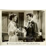 Alexis SMITH Zachary SCOTT One LAST Fling Original 1949 Movie Photo - $9.99
