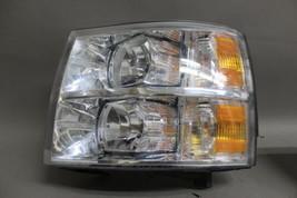 07 08 09 10 11 12 13 14 CHEVROLET SILVERADO LEFT DRIVER SIDE HEADLIGHT L... - $112.19