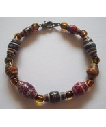 Bracelets Beaded Medium Size New Handcrafted More Colors - $4.95