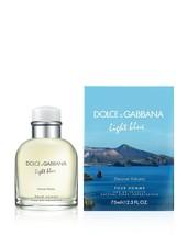 New DolceGabbana Light Blue Discover Vulcano Perfume for men colognr 4.2oz - $63.00