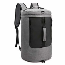 travel duffel backpack anti theft laptop rucksack with USB charging port multi f
