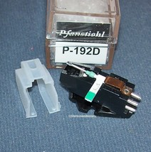 PHONOGRAPH NEEDLE CARTRIDGE universal ceramic BSR style 274-DS73 P-192D image 1