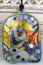 """Frozen Olaf Backpack Toddler 10"""" Tall Single Pocket - PD-16 - $9.00"""