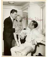 Bob Hope Eddie Bracken Daughter Original 1945 Photo - $22.95