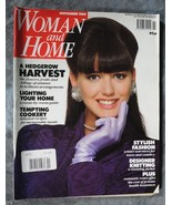 Woman and Home * November 1989 - $2.50