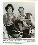 Bob Newhart Linda Gray Bubbles the Chimp Origin... - $9.99