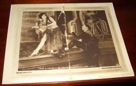 Bryant Washburn Helene Chadwick c1919 Silent Lobby Card - $19.99