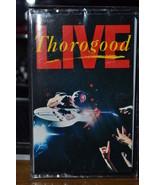 Live by George (Vocals/Guita Thorogood (Cassette, Feb-1989, EMI Music... - $9.84