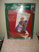 Bucilla Alma Lynne Heavenly Helper Cross Stitch Kit - $16.99