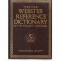 The Living Webster Reference Dictionary of the English Language. Encyclopedia Ed