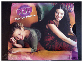 Used M2M CD Single Mirror Mirror - $2.00