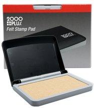 2000 Plus Un-inked (Dry) Felt Stamp Pad #0 - $7.95