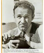 Gene Hackman Gun Bonnie and Clyde Original Promo Photo - $12.95