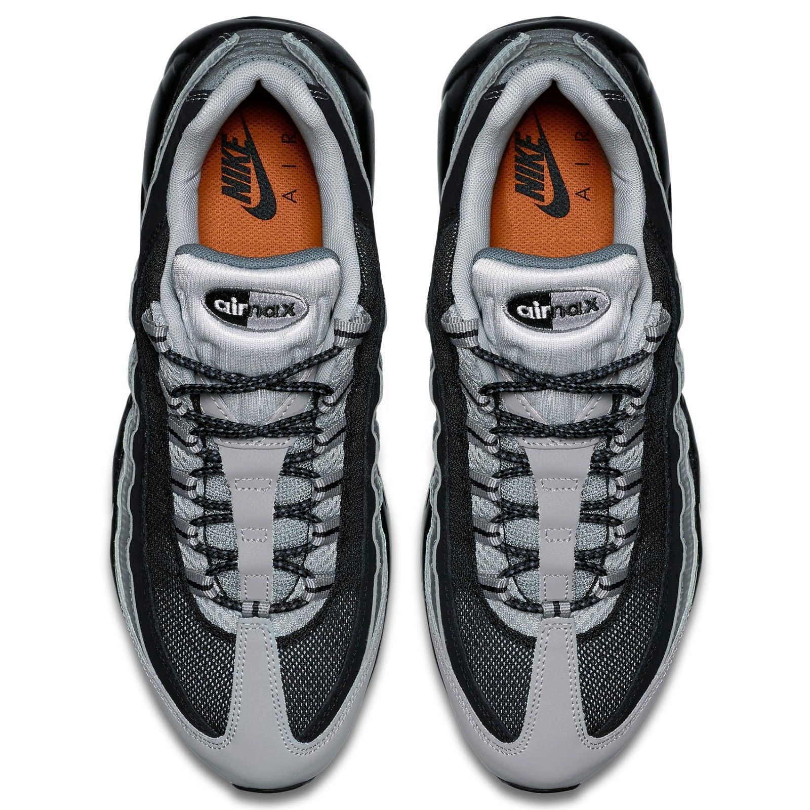 brand new 47ce5 91a08 NIKE AIR MAX 95 ESSENTIAL OG BLACK WOLF GREY SIZE 10.5 BRAND NEW (749766