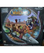 World of WarCraft Barrens Chase Mega Bloks 128PC Set #91025 Sealed in Pa... - $20.09