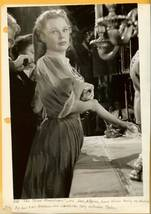 June ALLYSON Org RARE Set PHOTO Arnie Johnson C689 - $19.99