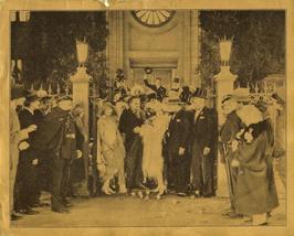 Lew Cody-Norma Shearer-DEMI BRIDE-ORIGINAL GOLD PHOTO - $19.99