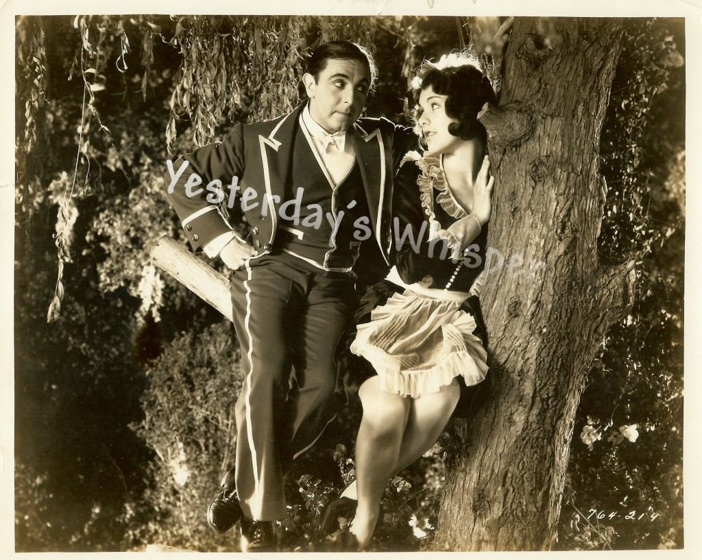 Lillian ROTH Lupino LANE The LOVE PARADE Original c.1929 Movie Photo