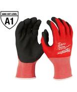 Milwaukee  48-22-8902 Smartswipe ANSI Cut Level 1 Nitrile Dipped Gloves ... - $9.95