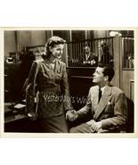 Lois Maxwell Gordon MacRae BIG Punch VINTAGE PHOTO - $9.99