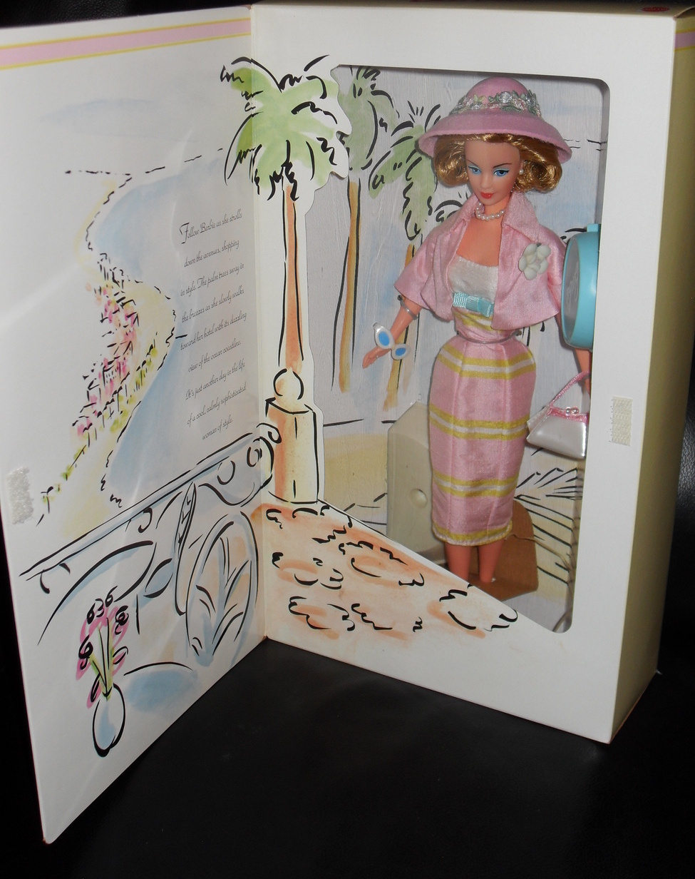 1995 Summer Sophisticate Barbie New In The Box