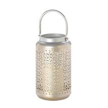 Hanging Lantern, Iron Filigree Led Decorative Floor Rustic Charm Outdoor... - €22,78 EUR