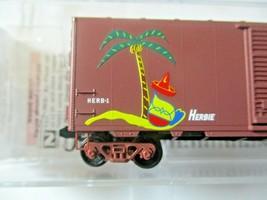 Micro-Trains # 07300260 Missouri Pacific 40' Standard Box Car Single Door (N) image 2