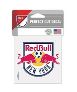 "SOCCER New York Red Bulls Perfect Cut Color Decal, 4"" x 4"" - $8.42"