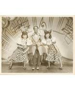 Olivia DeHAVILLAND Ida LUPINO Lucky STARS Vintage PHOTO - $24.99