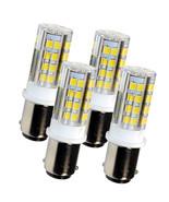 4x HQRP BA15d 110V LED Bulb for Kenmore 385.11101 385.12102 385.12514 38... - $24.95