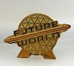 Disney Future World Trading Pin No. 1226 Retired Epcot Spaceship Earth Monorail  - $14.85