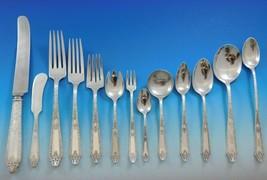 Cinderella by Gorham Sterling Silver Flatware Set for 12 Service 166 pcs... - $12,820.50