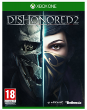 Dishonored 2  (Xbox One ) - $21.49