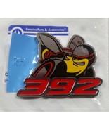 """NEW 2019 Dodge Challenger """"SCAT PACK 392"""" Hemi RH Fender Nameplate /Embl... - $42.95"""