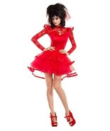 Party King Beetle Bride Gothic Sexy Dress Adult Womens Halloween Costume... - $80.49