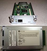 Polycom 2201-21022-001 VSX PRI-T1 NIC Interface Module - $26.25