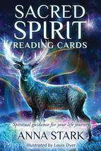 Sacred Spirit Reading Cards: Spiritual Guidance for Your Life Journey (R... - $20.83