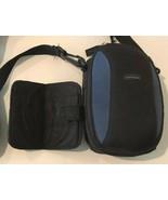 Centrios Digital Camera Case Storage Bag Shoulder Strap with Memory Card... - $9.99